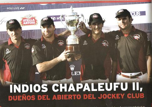 campeon jockey 2009